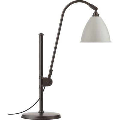 Bestlite BL1 Table Lamp Classic White / Black Brass
