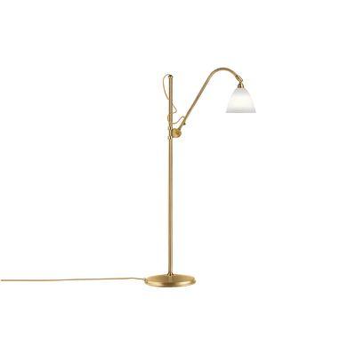 Bestlite BL3S Floor lamp Bone China and Brass