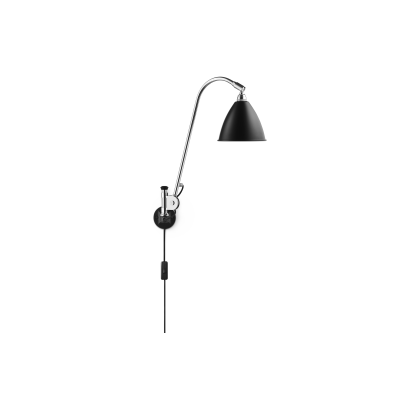 Bestlite BL6 Wall Light Classic White and Black