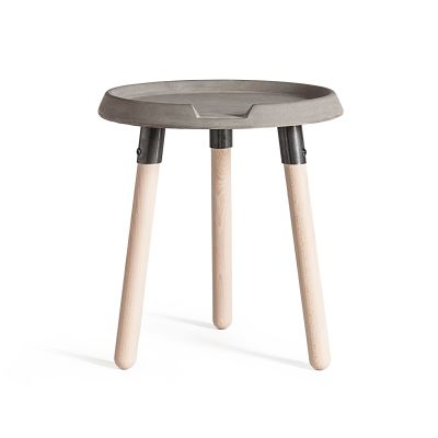 Beton Mix Side Table
