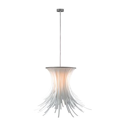 Bety Pendant Lamp Transparent Cable, Black