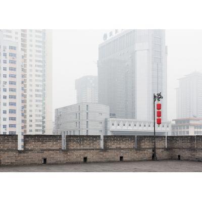 Beyond These City Walls Print 43cm x 61cm