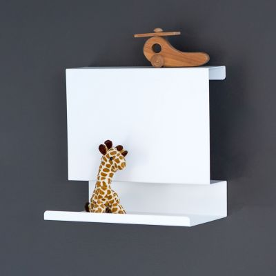 Big:Ledge Shelf White