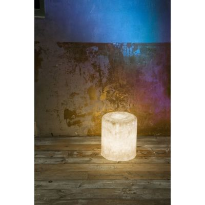 Bin F Nebula Floor Light Outdoor