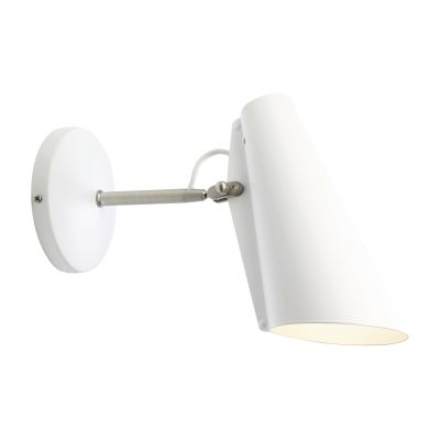 Birdy Wall Light 31.5, White/Metallic
