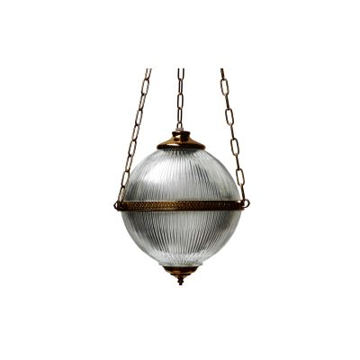 Blaenau Pendant Light Satin Brass