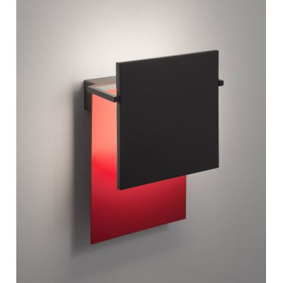 BlancoWhite C1 wall rotating Wall Rotating Scene Red Sheet