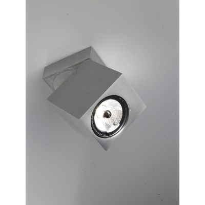 Blok Ceiling 10 Lamp Orientable Matte White