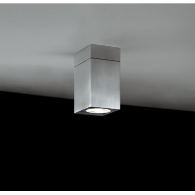 Blok Out Ceiling Lamp Bronze