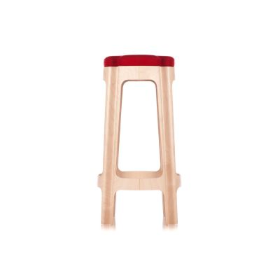 Bloom Upholstered Bar Stool