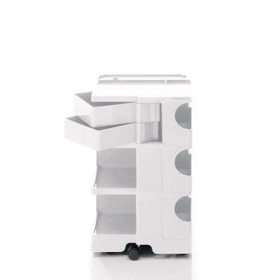 Boby Trolley Storage - Medium White, 2