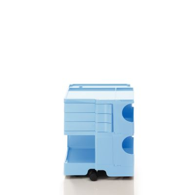 Boby Trolley Storage - Small Bonnie Blue, 3