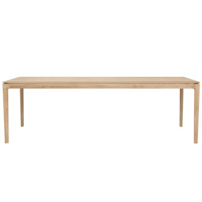 Bok dining table 240, Natural
