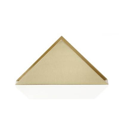 Brass Triangle Stand - Set of 8