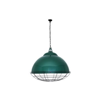 Brussels Pendant Light Powder Coated White