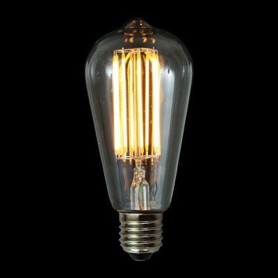 Bulb for Lome Pendant MLL0084 E27 4W LED Teardrop Dimmable Filament Bulb