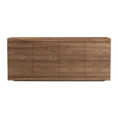 Burger sideboard - 4 doors Teak