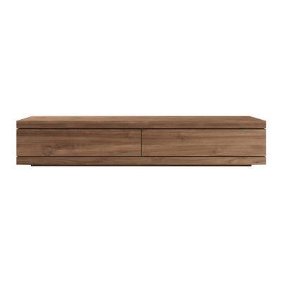 Burger TV cupboard - 210 cm Teak