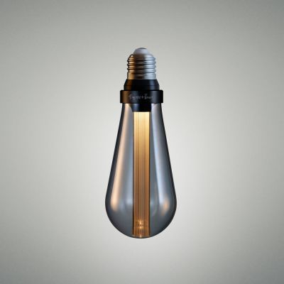 Buster Bulb - Non Dimmable  Smoked