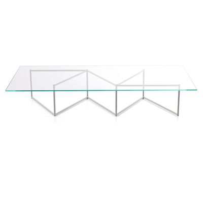Byobu Rectangular Coffee Table Extrawhite