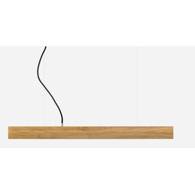 [C] Oak Pendant Light 4000k, [C2o] - 92cm