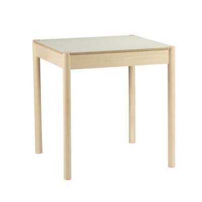 C44 Square Dining Table White Top