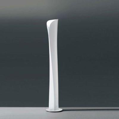 Cadmo Floor Lamp White/White