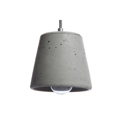 Calix 14 Concrete Pendant Light Calix 14