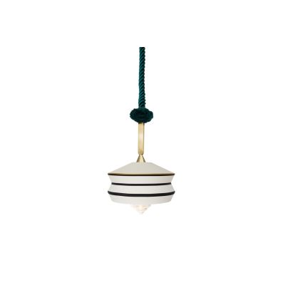 Calypso Outdoor Antigua Pendant Light White