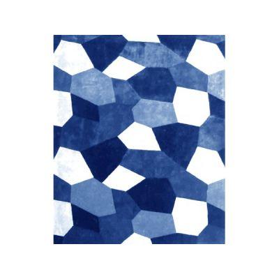 Camouflage Carpet Blue