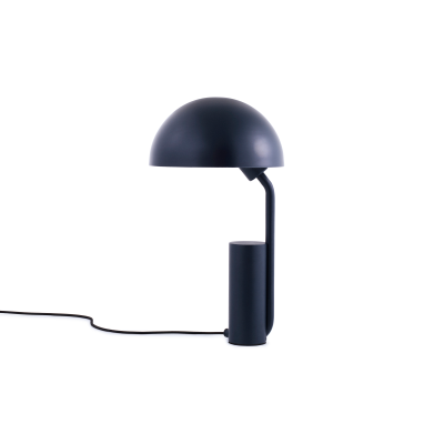 Cap Table Lamp Midnight Blue