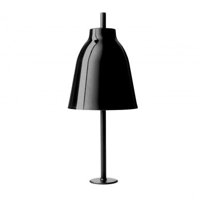 Caravaggio Plug-in Table Lamp Black