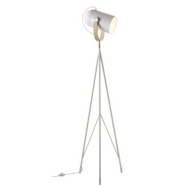 Carronade High Floor Lamp Sand