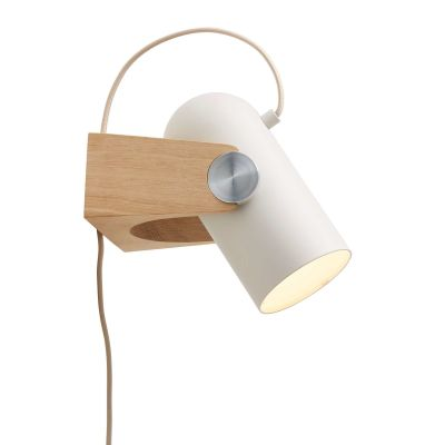 Carronade Table/Wall Light Sand