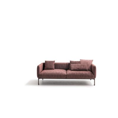 Casa Modernista 2 - 2 Seater Sofa Major 200 Lila - 0111, Cacao