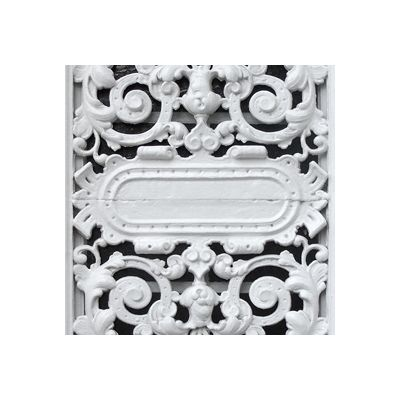 Cast Iron Wallpaper Sample