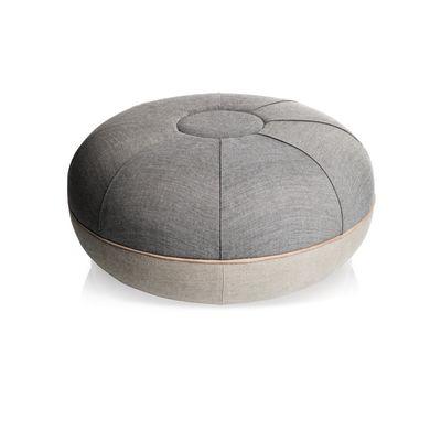 Cecilie Manz Large Pouf Concrete