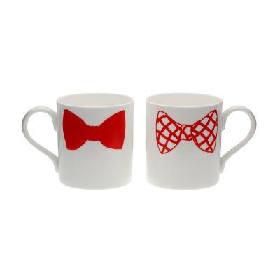 Charlie Dexter Bow Tie Mug