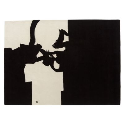 Chillida Rug - Collage 1966