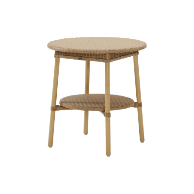 Classic Side Table Set of 2 Natural