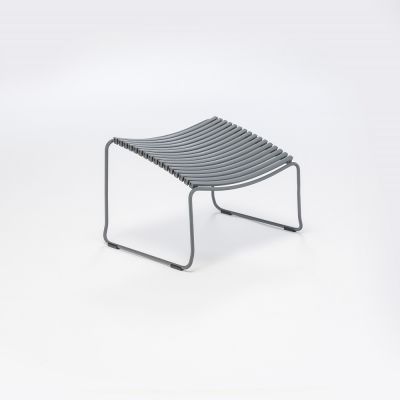 Click Footrest Dark Grey