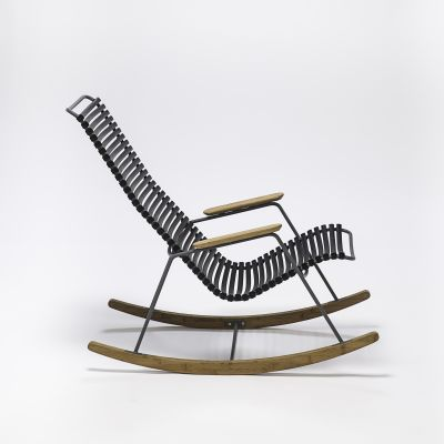 Click Rocking Chair Black