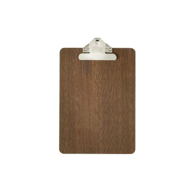 Clipboard - Set of 12 Smoked Oak, A5