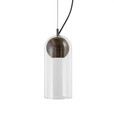 Cloak Pendant Light Walnut
