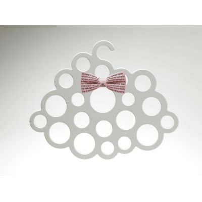 Cloud Hanger for Accessories White