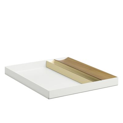 CM04 Ito Square Tray Signal White