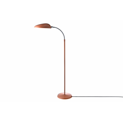 Cobra Floor Lamp Gubi Metal Vintage Red