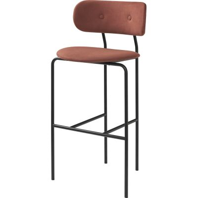Coco Bar Chair Dunes 21001 Dark Brown