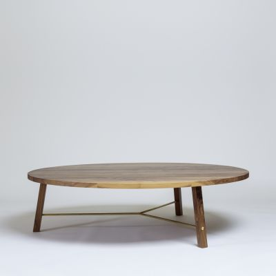 Coffee Table Two Walnut