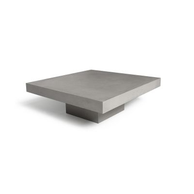 Concrete Coffee Table - T